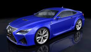 lexus two door sports car price lexus rc f to get carbon fiber parts cost 100 000 lexus