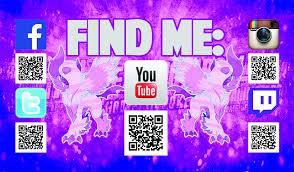 Youtube Business Card Gfx I U0027ve Done Graphics