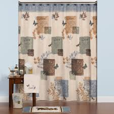 Outhouse Shower Curtain Hooks Blinds U0026 Curtains Fancy Outhouse Shower Curtain For Shower