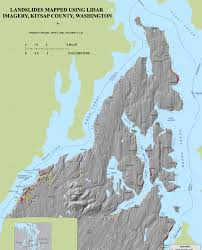 Bremerton Washington Map by New Brochure Alerts Landowners To Landslide Hazards And What To Do
