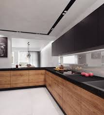 wooden kitchen design l shape 9 pictures of l shaped modular kitchens for indian homes