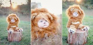 Infant Lion Halloween Costume Baby Lion Costume Costumemodels