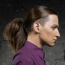 long hair style showing ears best 25 undercut ponytail ideas on pinterest undercut
