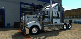 kenworth website richardsons skin for the kenworth t908 american truck simulator