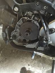 motorcycle how to properly reinstall rotor and stator on suzuki