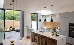 kitchen cabinets wall extension kitchen extension cost what to expect and how to budget