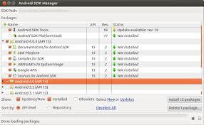 android sdk platform tools install android sdk and eclipse in ubuntu 12 04 chuvash eu