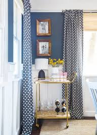 Blue Curtains Bedroom Navy Blue Bedroom Curtains Home Design