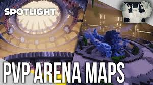 Arena Maps Minecraft Pvp Arena Maps Chunkfactory Spotlight Youtube