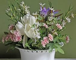 Flowers For Home Decor Large Arrangement Etsy