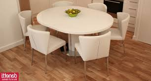 Extendable Oval Dining Table Home Design 79 Breathtaking Extendable Round Dining Tables
