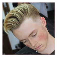 low tapered haircuts for men men s haircut medium and messy as well as medium length comb over