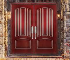 Exterior Wood Doors With Glass Panels by Jeld Wen Ki Lumber Com