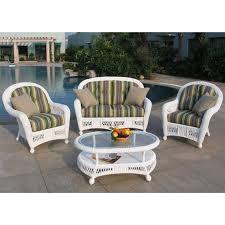 Wicker Patio Chair by Best 25 Wicker Patio Furniture Ideas On Pinterest Grey Basement