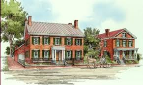 10 historic georgia homes to tour