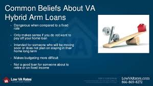 va arm loan 30 yr traditional loan vs va hybrid which is better