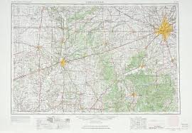 Zip Code Map Indianapolis by Free U S 250k 1 250000 Topo Maps Beginning With