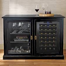 wine cooler cabinet reviews exciting wine refrigerator cabinets wood refrigerated reviews