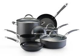 Cuisinart Dishwasher Safe Anodized Cookware Anolon Advanced Bronze Cookware Set Review Worth The Money
