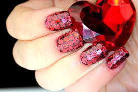 astonishing elegant nail art for valentine u0027s day trendy mods com