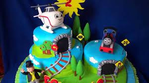 tren thomas train cake youtube