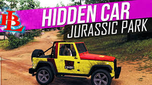 jurassic park car watch dogs 2 jurassic park easter egg hidden vehicle