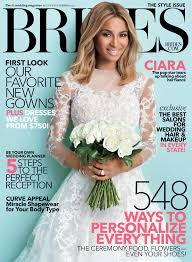 brides magazine ciara covers brides magazine talks wedding plans i m going to do