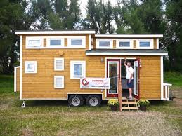 24 u2032 luxury tiny home on wheels by tiny house chattanooga read more