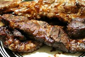 Barbecue Country Style Pork Ribs - pork archives cooking in bliss