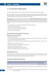 fifa coaching manual