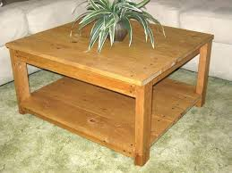 build your own table build your own coffee table