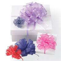 bags of bows order ribbons bows and gift decorations for gift wrapping bags
