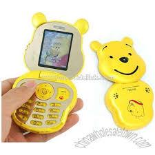 cute winnie pooh cell phone children mobile phone china
