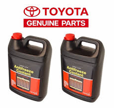 lexus v8 engine for sale ebay 2 gallons genuine toyota antifreeze coolant red color long life