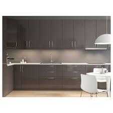 ikea cuisine planner kansli handle black white kitchen kitchens