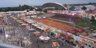 map of oregon state fairgrounds the 20 best state fairs in america