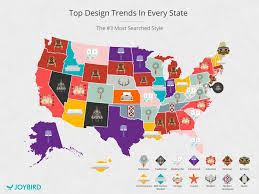 the most popular interior design styles in the us u2014 canvas