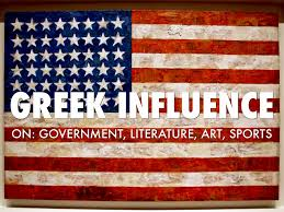 Is Today Flag Day Greek Culture Influence On Us Today By Carsonds Phis6a