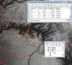 qgis viewshed tutorial qgis viewshed analysis