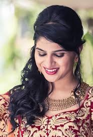 bridal hair for oval faces 40 indian bridal hairstyles perfect for your wedding