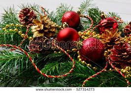 Christmas Flower Table Decorations by Christmas Centerpiece Stock Images Royalty Free Images U0026 Vectors