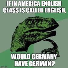 German Meme - philosoraptor meme imgflip