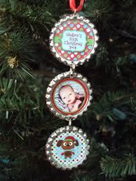 bottlecap ornament 2012 baby s
