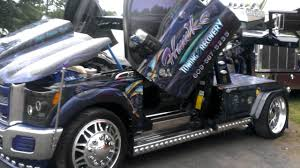 butterfly doors tow truck with lambo doors youtube