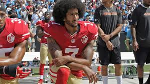 colin kaepernick the power and the threat of kneeling colin kaepernick red