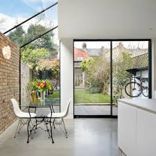 home design studio uk rise design studio adds glass extension to london house