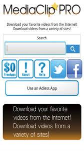 media clip pro apk best downloader apps for android phones in tablets