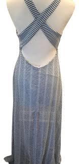 light blue and white striped maxi dress bb dakota light blue and white striped long casual maxi dress size 6