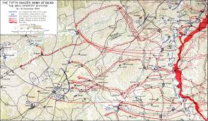 Skyline Drive Map Chapter 8 The Ardennes Battle Of The Bulge