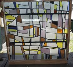 Interior Sliding Glass Doors Room Dividers Indoor Room Dividers Authentic Robert Sowers Stained Glass Modern